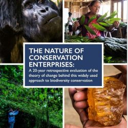 The Nature of Conservation Enterprises.