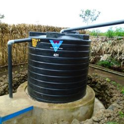 W4V Hands Over 560 Rain Water-Harvesting Tanks to Park Edge Communities in Rwanda