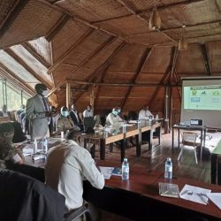 Vanishing Treasures Project Launched in Bwindi Impenetrable National Park
