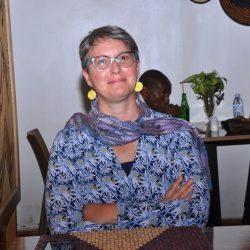 Well Done and Farewell Anna Behm Masozera!