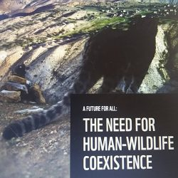 The Need For Human-Wildlife Coexistence